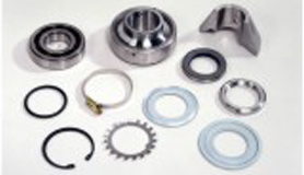 Bearing Cover, Seal Ring