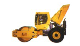 Shocked Mounting Pad For Road Roller